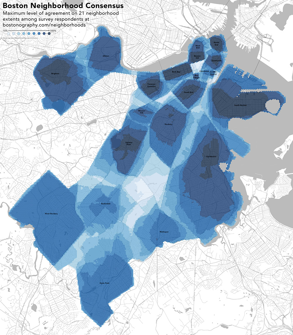 Map your neighborhood! (Again!) | Bostonography